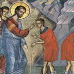 Jesus abre os olhos a quem procura ver