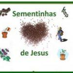 Aviso aos Pais / Projeto Sementinha de Jesus
