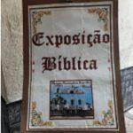 Exposição bíblica na Porciúncula – 2019