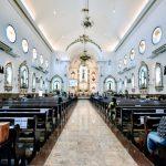 Missa dominical de reabertura da Porciúncula