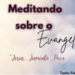 Jesus…Jumento…Povo
